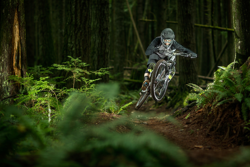 Yoann Barelli on Commencal For 2017