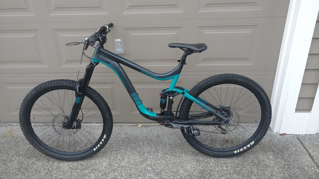 2015 Giant Reign 2