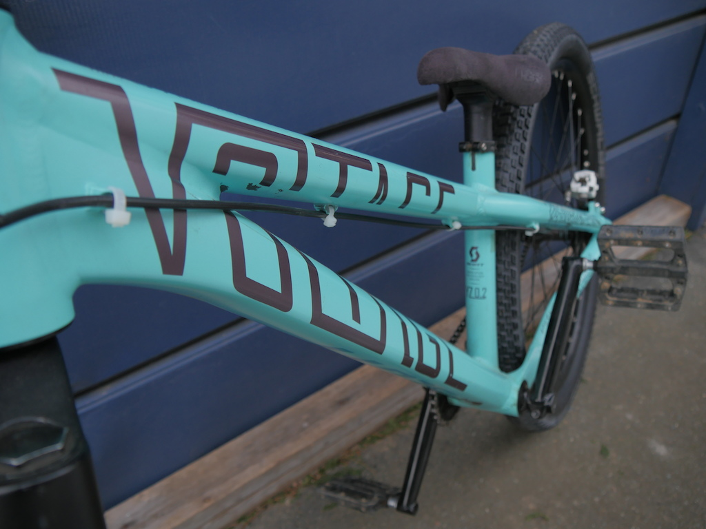 2014 Scott Voltage YZ