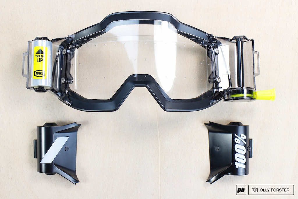 100 Forecast Goggles Review