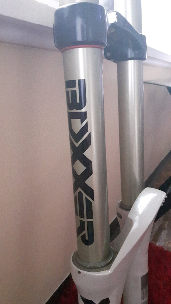 2014 Boxxer World Cup Air Fork Great Shape!