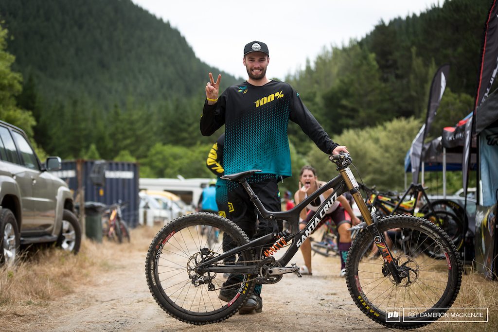 NZ National DH 2017