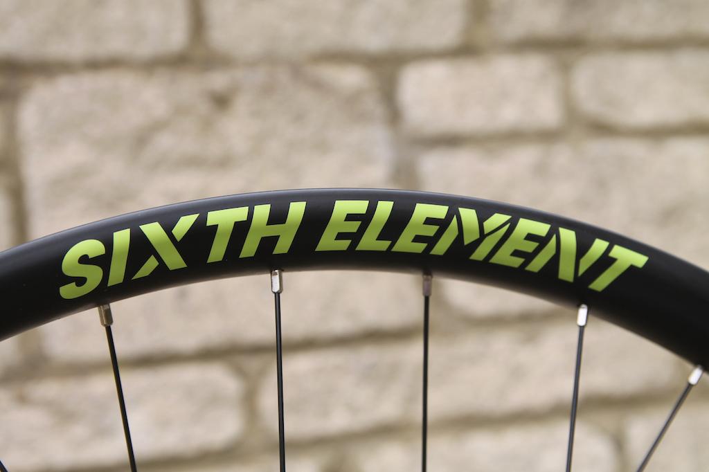 Sixth element wheels