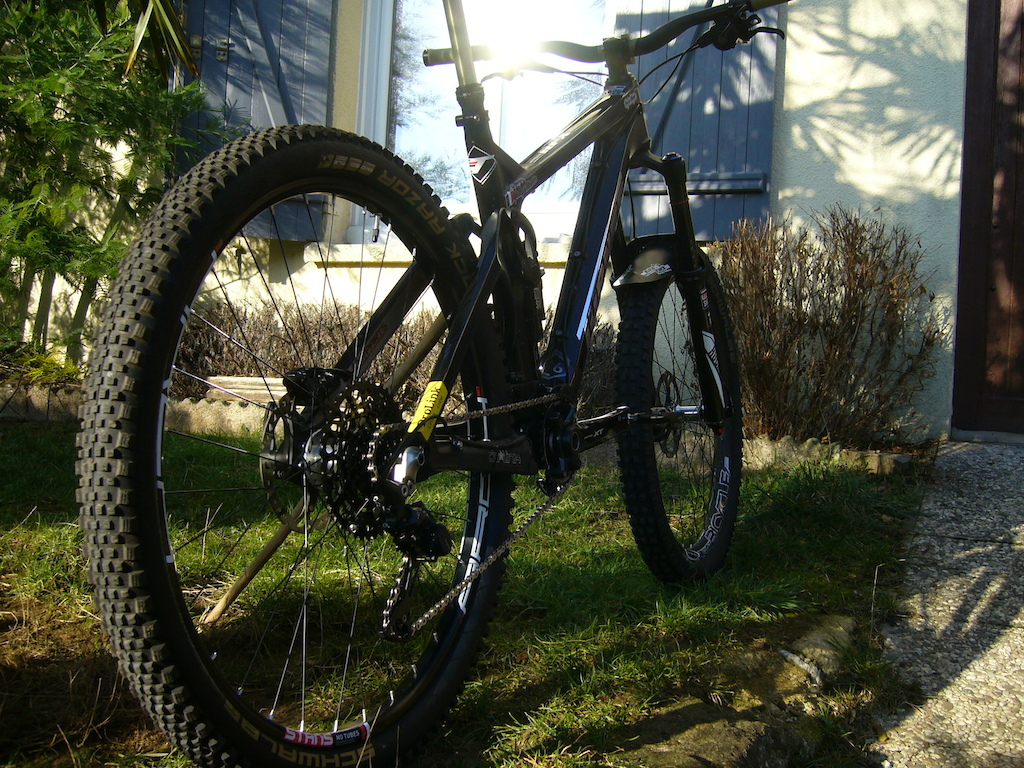 Turner RFX Large - 13.4kgs