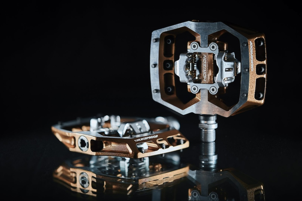 Nukeproof Horizon CS and CL Pedals