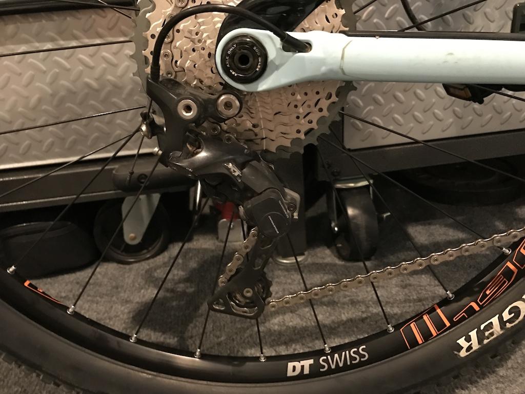 2016 Trek Fuel EX 9.8 Mountain Bike Large