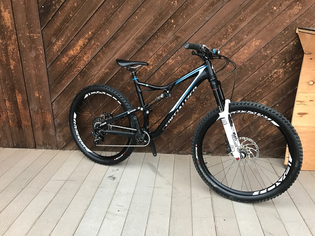 2016 specialized stumpjumper mech owned 650b