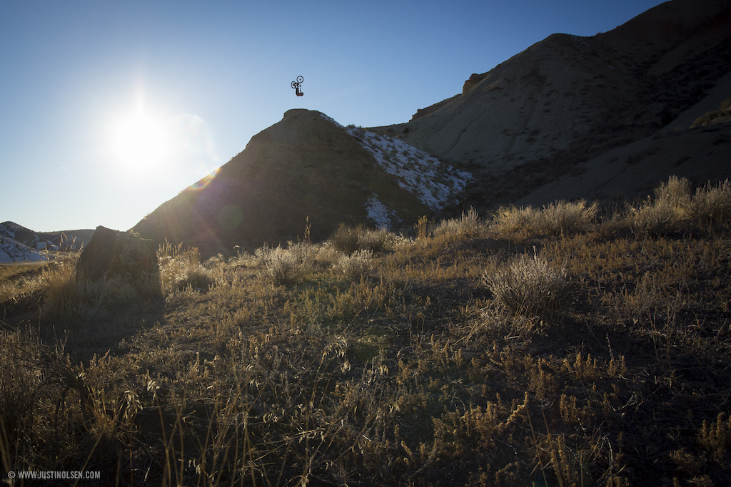Shot in Utah while Cam was filming for Sweet Morning Light
