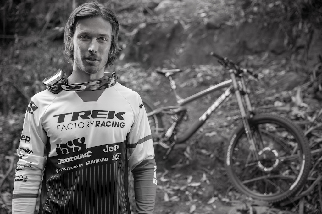 Trek Factory Racing announce two New Riders for the 2017 Season. Pic. Richard McGibbon