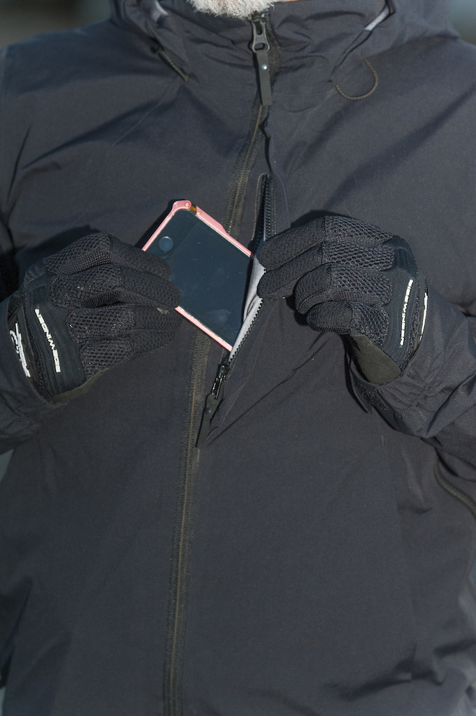 Gore-Tex Pro jacket review