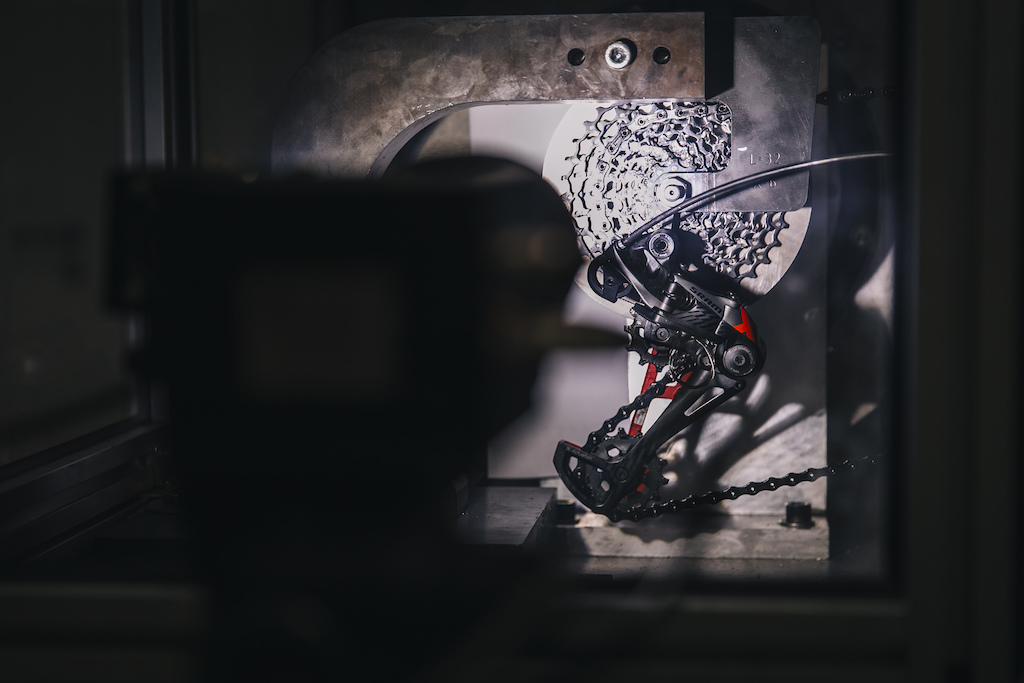 SRAM Eagle - German engineering art