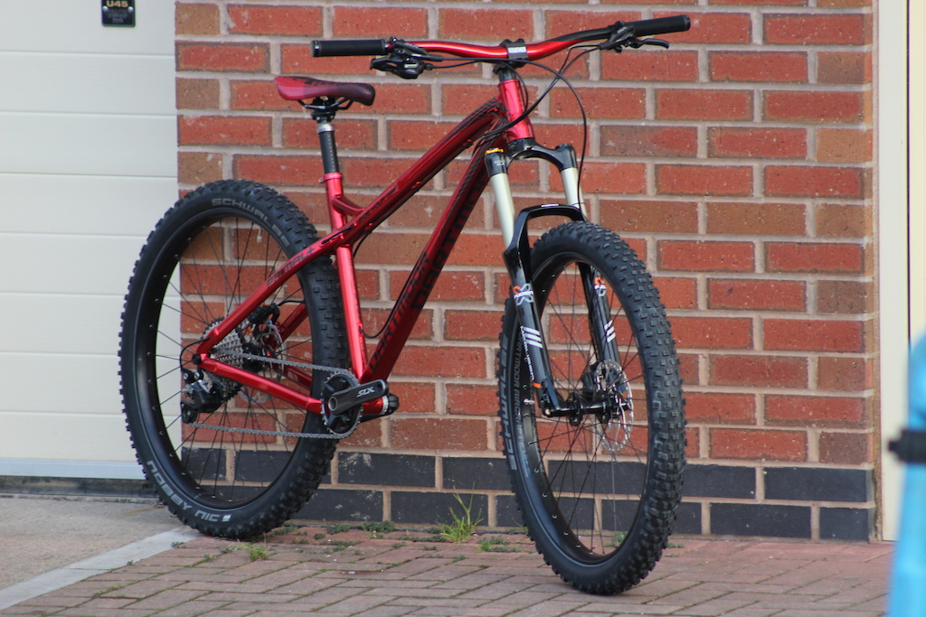 Dartmoor Primal Plus build