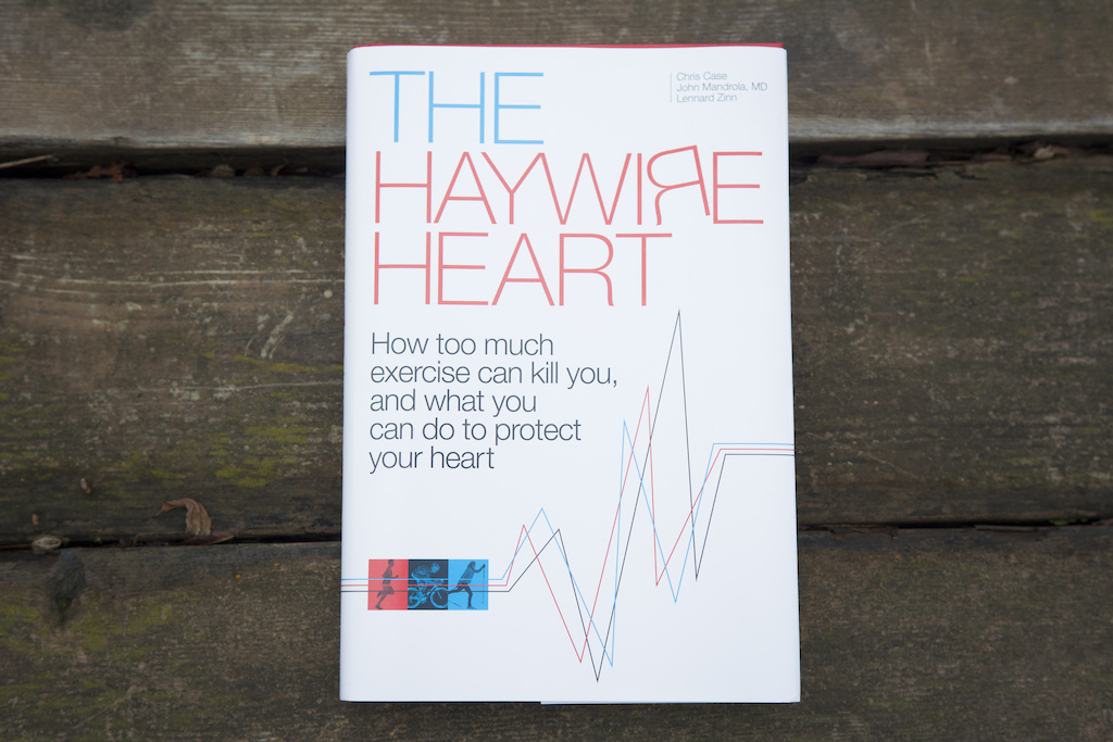 Haywire Heart book