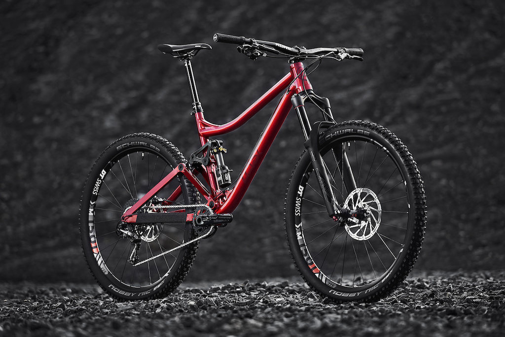 LAST Clay 140mm trail bike