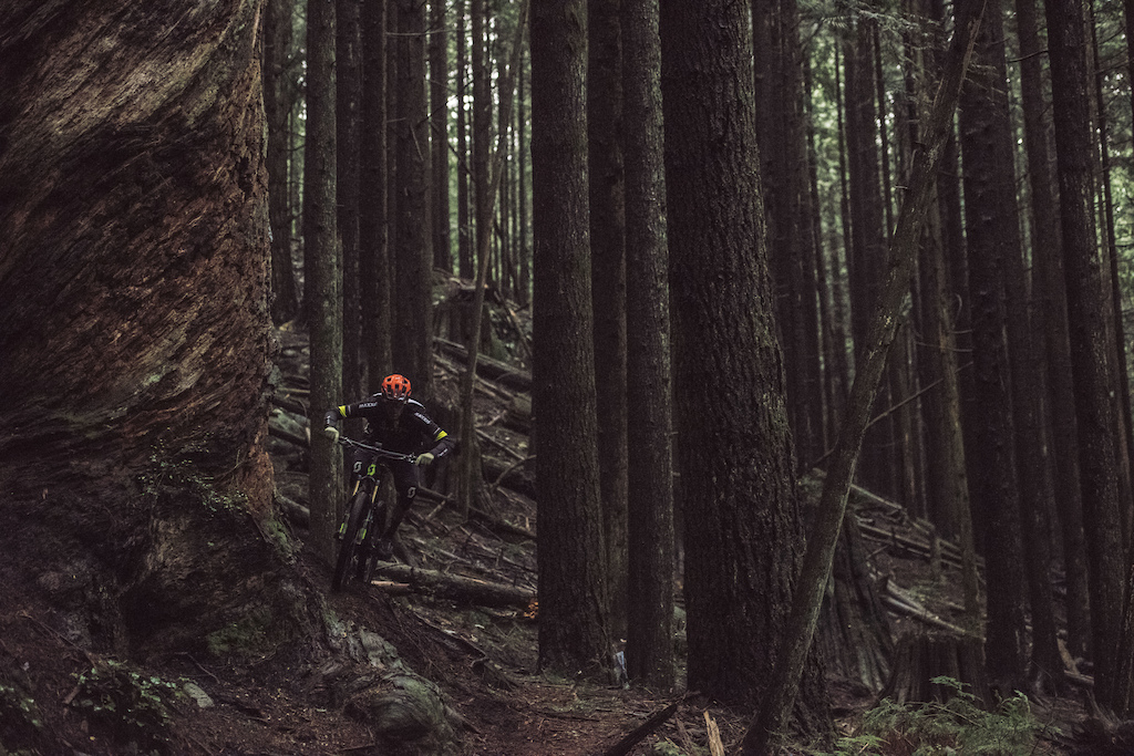 Chasing Trail Ep. 10 - Exploring North Van's Trail Kingdom with Geoff Kabush