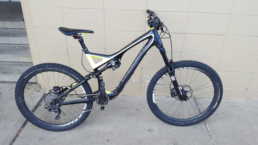 2013 Specialized Stumpjumper Expert Evo Custom