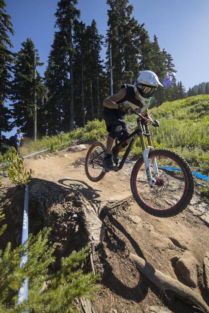 Lost Bikes, race #6 practice