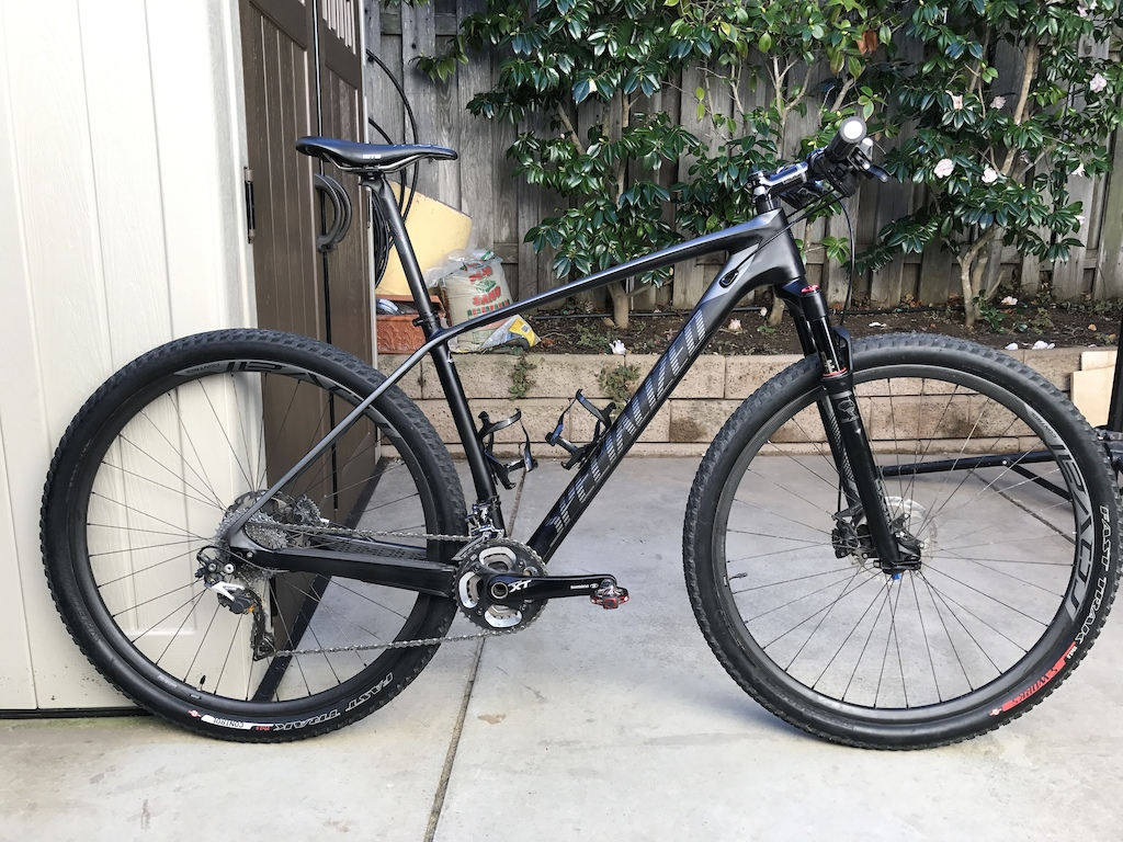 2014 Specialized Stumpjumper Expert 29er Carbon Large