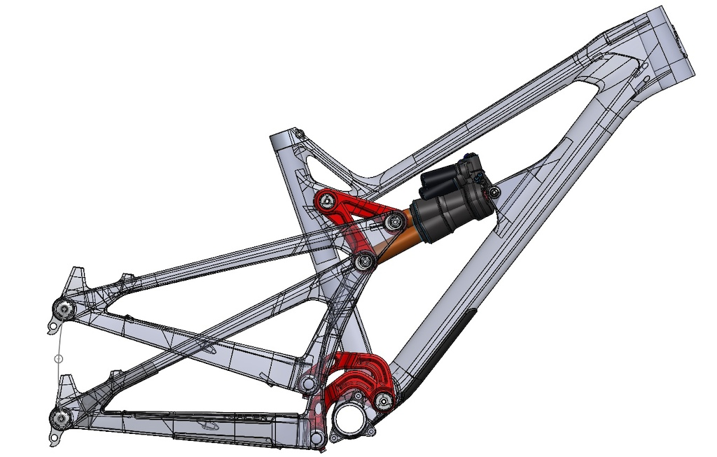 Tracer Enduro Linkage