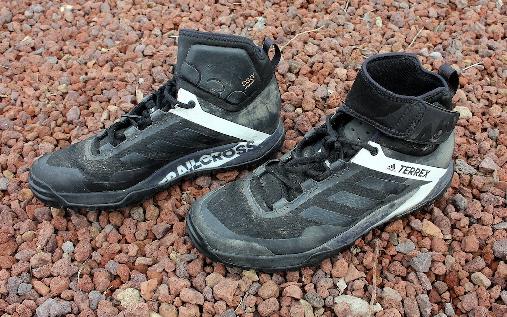 ba51656ccf0f9 Adidas Terrex Trailcross Protect Shoes - Review - Pinkbike