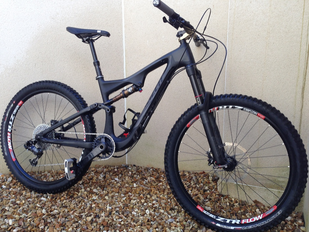 2014 Specialized Stumpjumper FSR Expert Carbon Evo