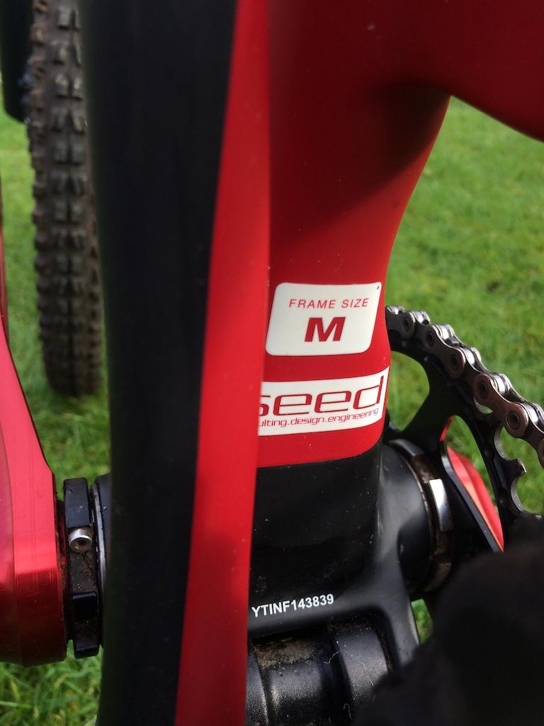 2015 Intense Tracer T275C + Enve wheels