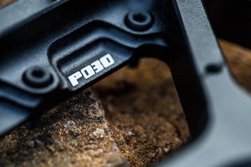PO30 Platform Pedal