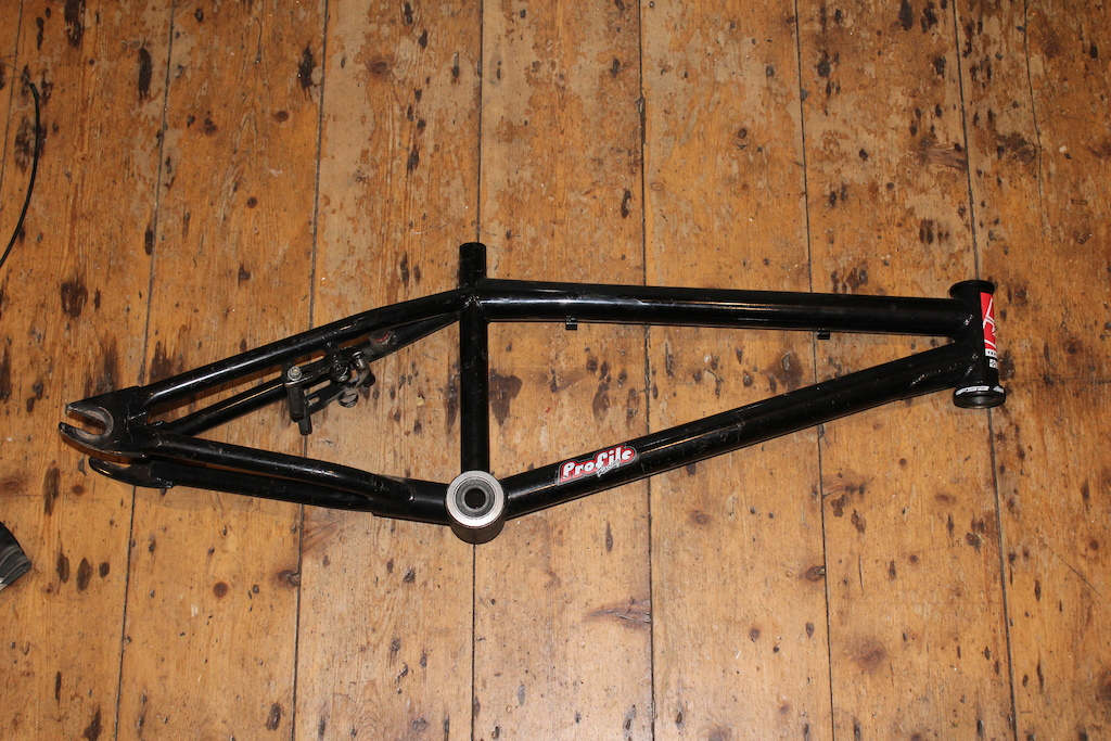 0 *FREE* Fit Bike Co Frame (Old Stock build)