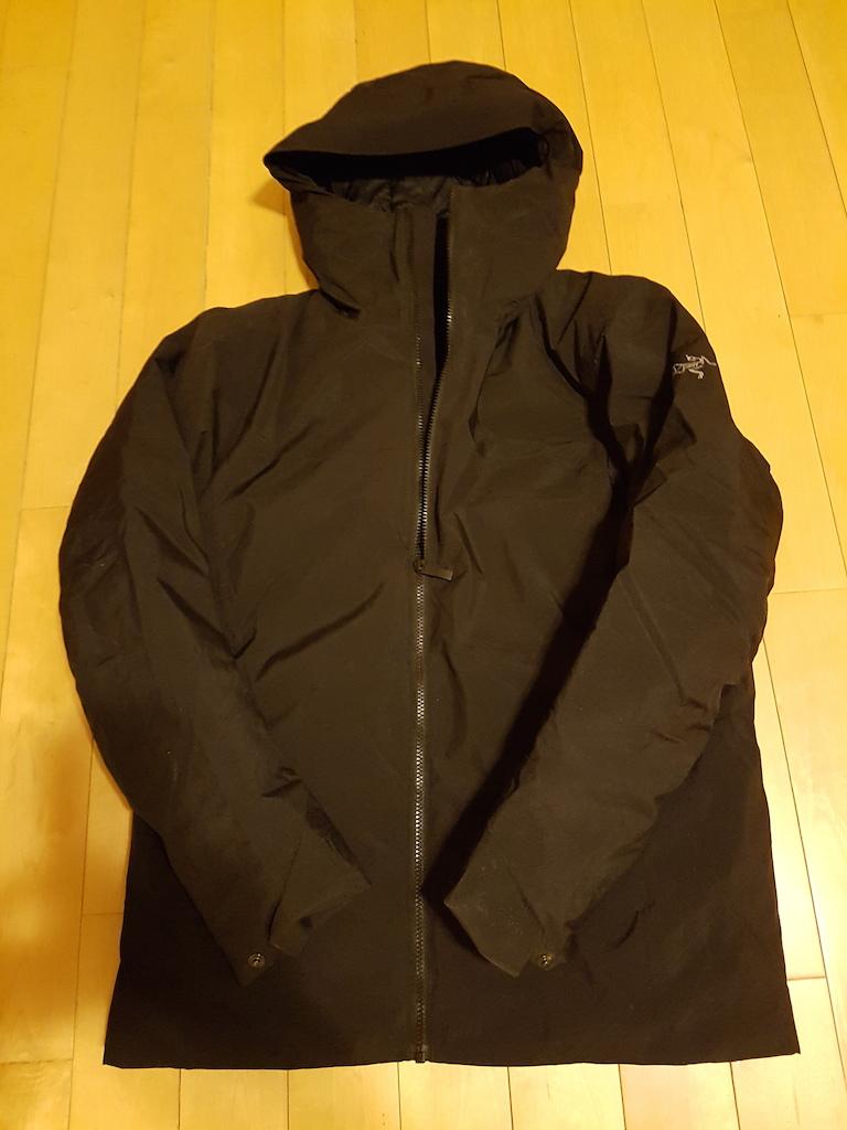 2016 Arcteryx Koda Parka men's jacket med