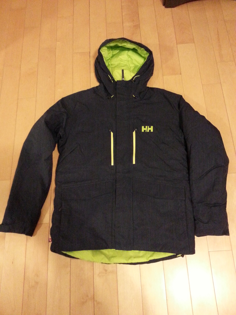 2016 Helly Hansen Verglas jacket large