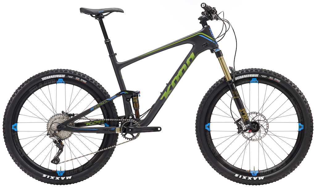 Connor Fearon and the Kona Hei Hei Trail Out of the Box