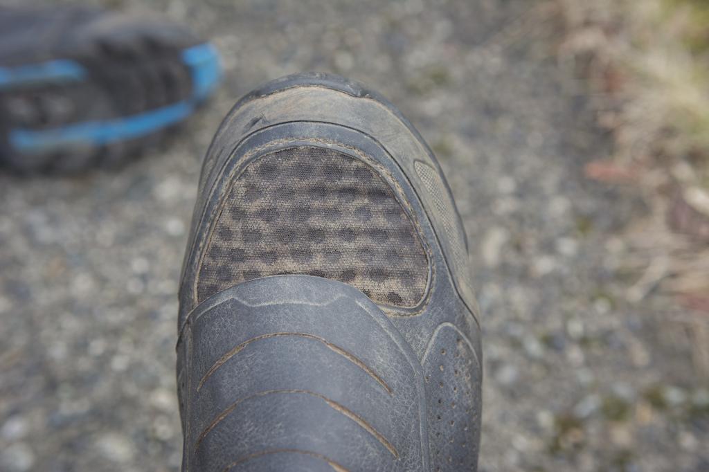 Shimano ME7 shoe review