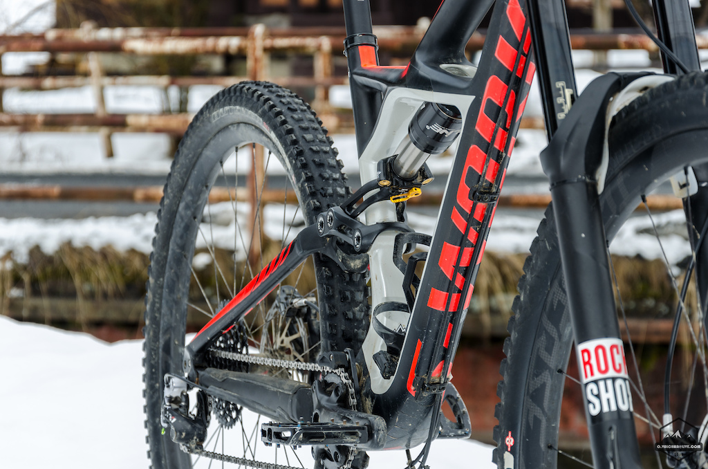 2015 Specialized S-Works Enduro