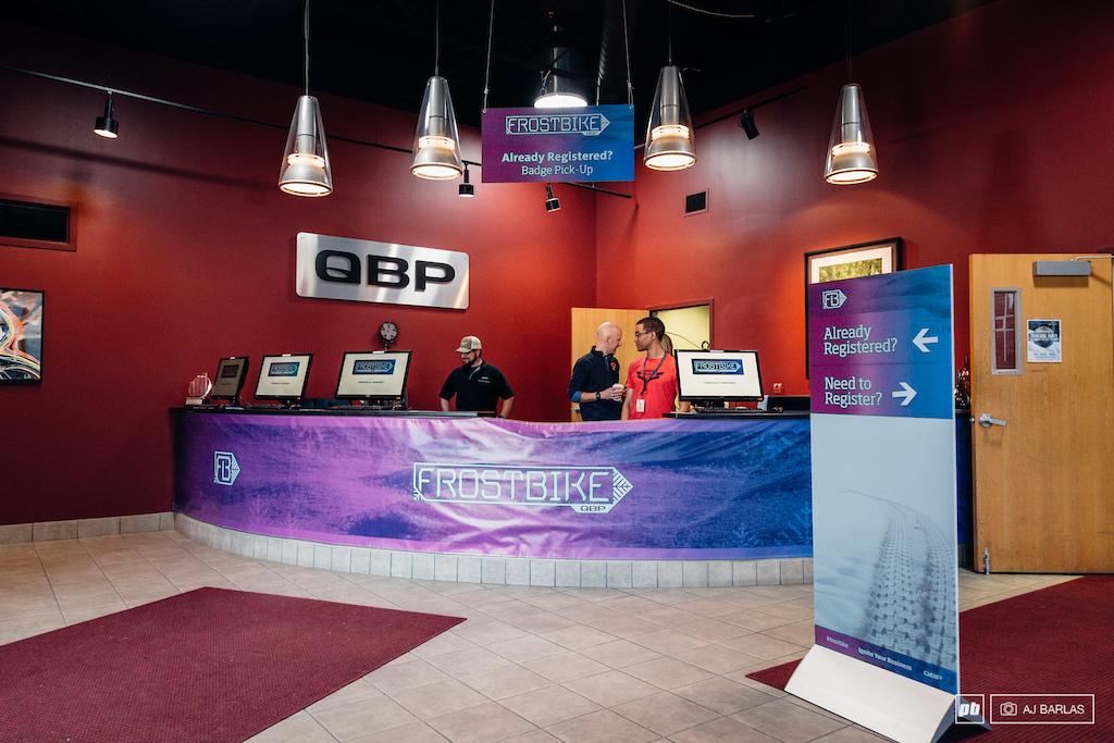 Frostbike 2017 - QBP