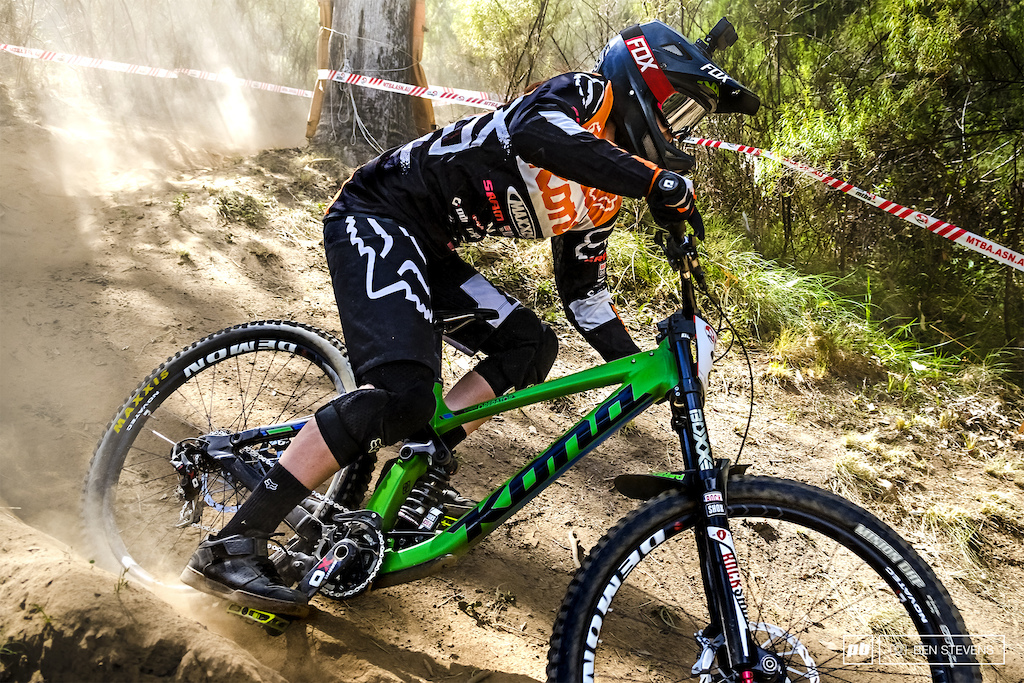 Australian National Downhill Series Mount Beauty: Round 3 2017