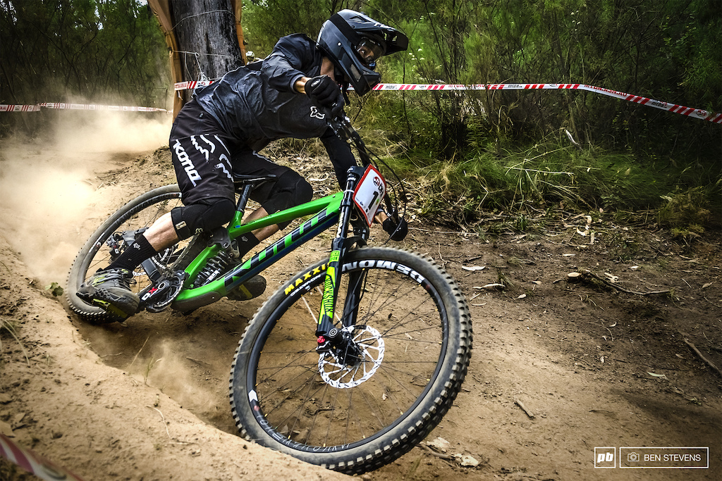 Great to see Connor Fearon back racing an Australian National Round.