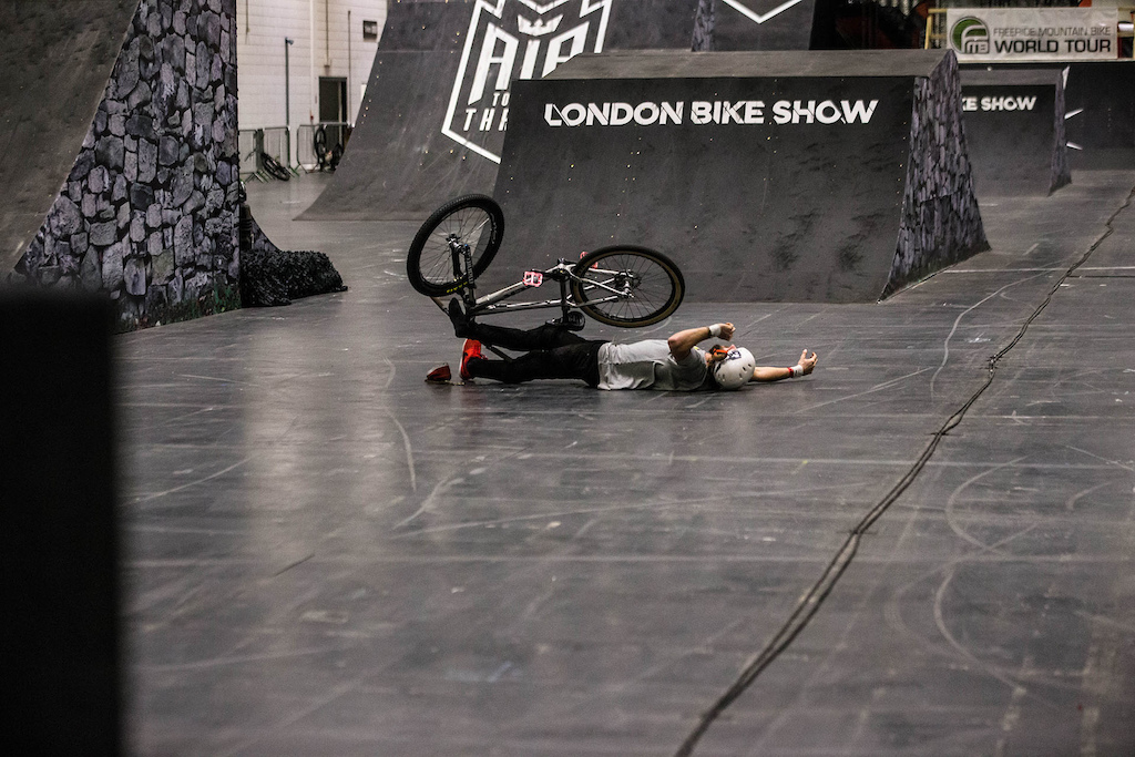 Air To The Throne London Bike Show 2017