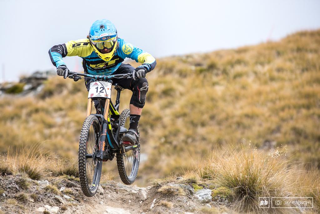 Блог компании Триал-Спорт: GT: Танцы в камнях и колеях. Чемпионат Новой Зеландии