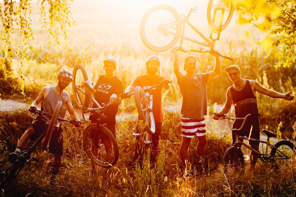 golden light team shoot