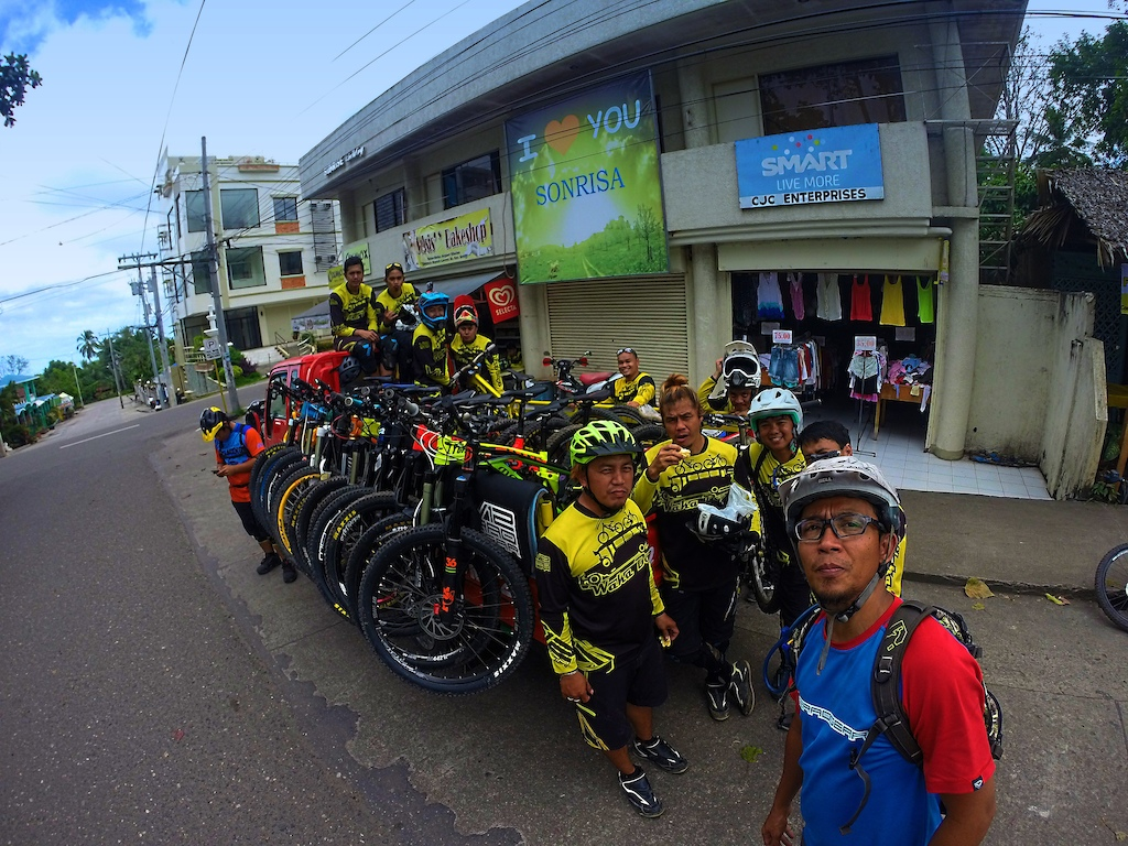 Weekend Ride at dumaguete
