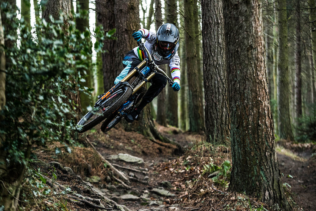 Pre-Season Shredding with Danny Hart - Interview