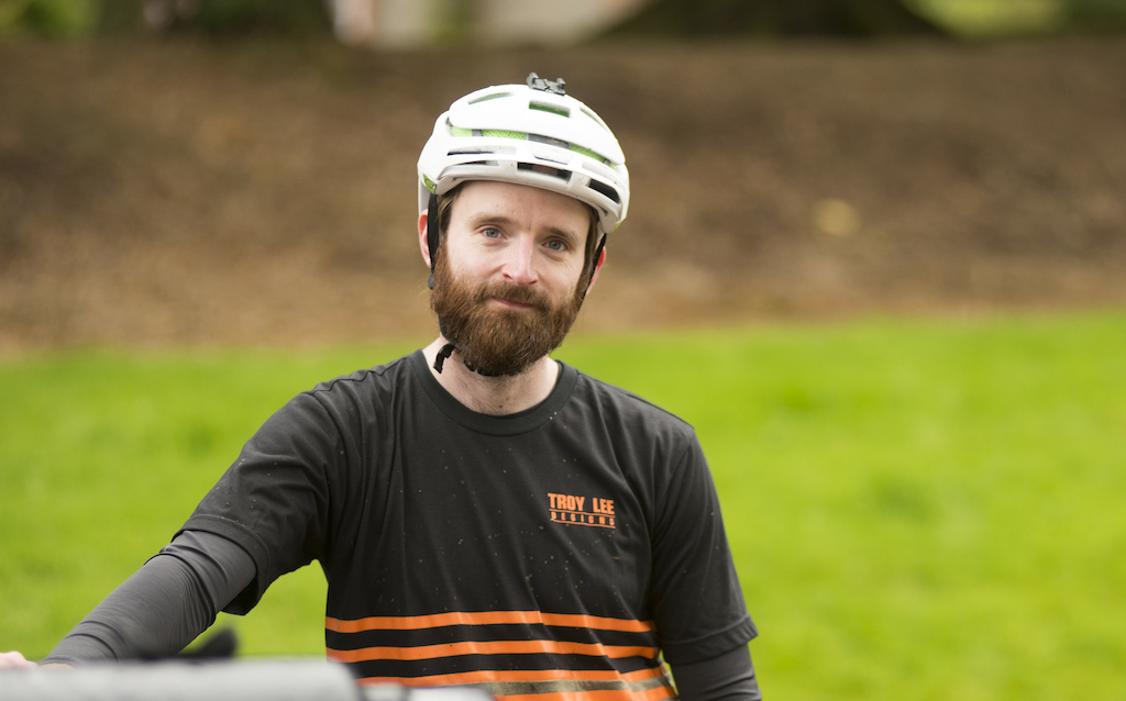 Ric McLaughlin is the new EWS presenter for 2017