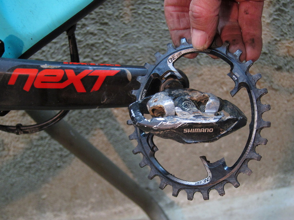 Switch Chainring System