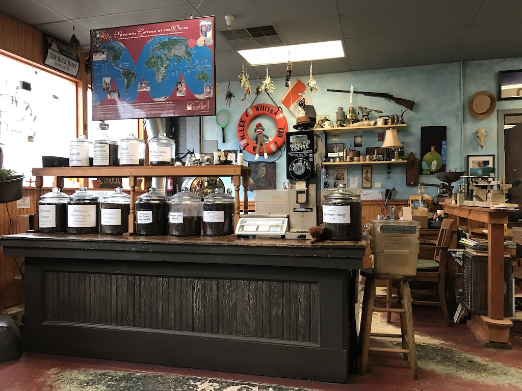 Dead River Coffee Roasters