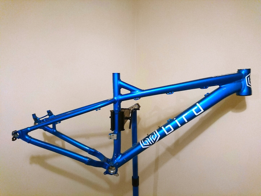 2014 Bird Cycleworks Zero Hardtail MTB Frame - 650B / 27.5