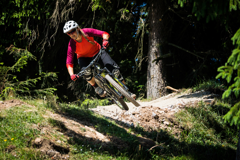 Trek Gravity Girls: 2016 Retrospective