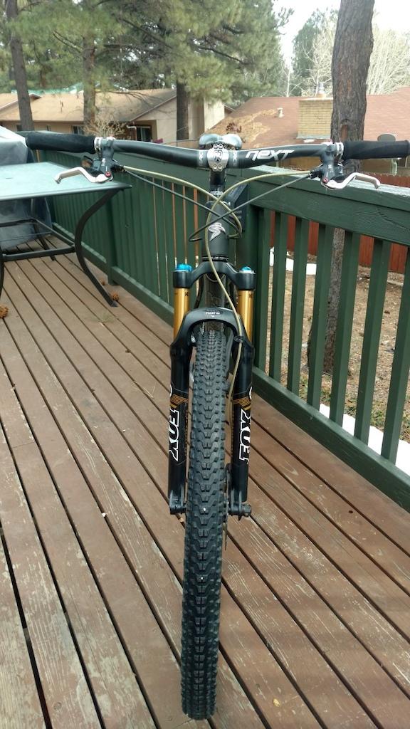 2012 Santa Cruz Highball - Custom Build; Race Ready!