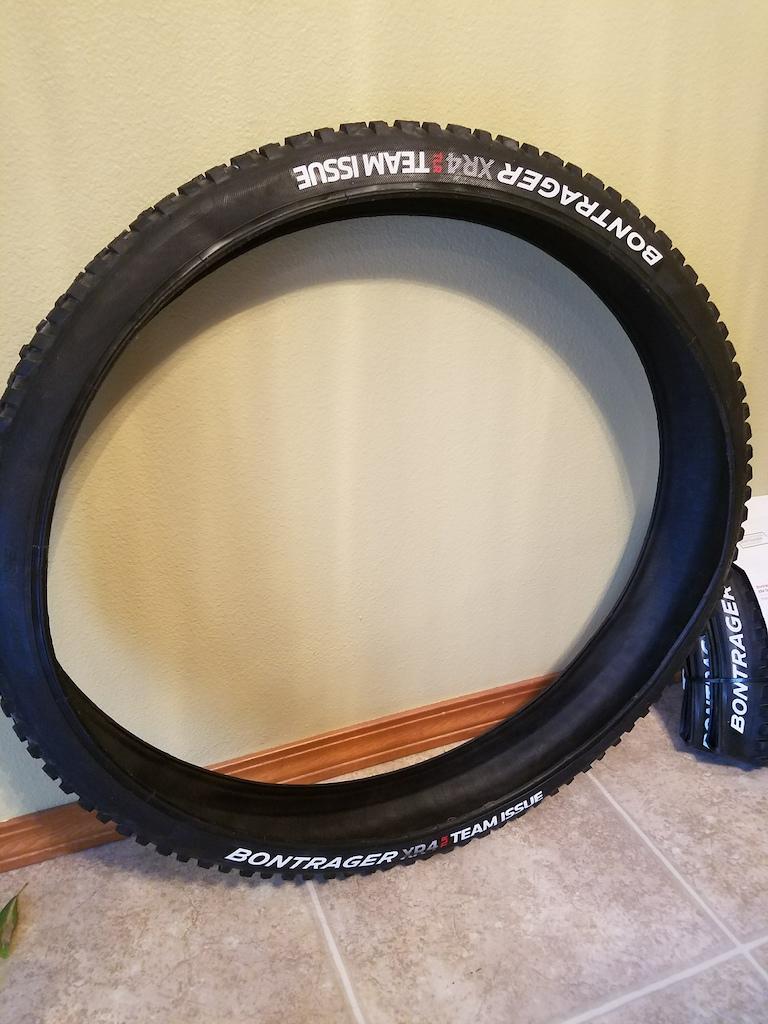 2016 Bontrager XR4 Team issue TLR mtb tire