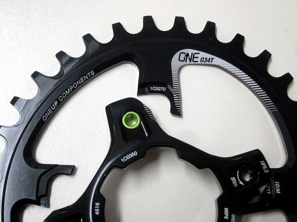 OneUp Switch Chainring System 2017