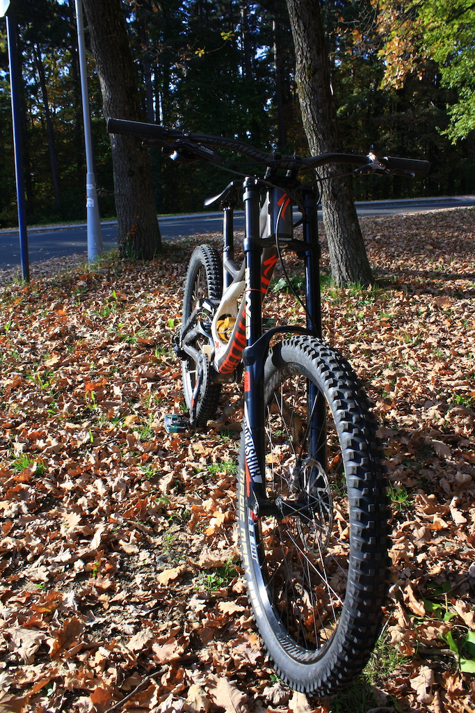 2015 Specialized Demo 2 27.5 XL